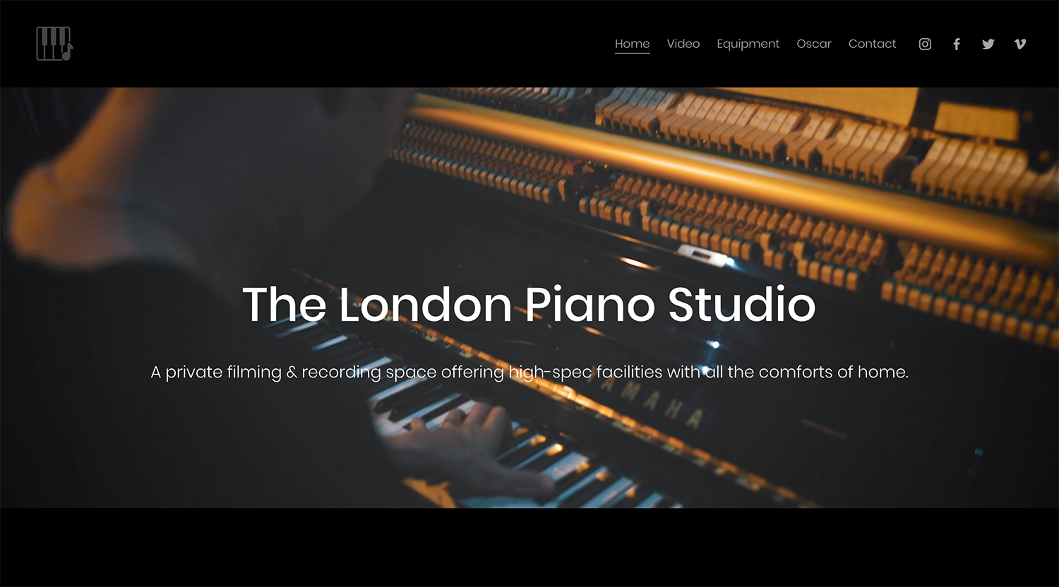 the london piano studio